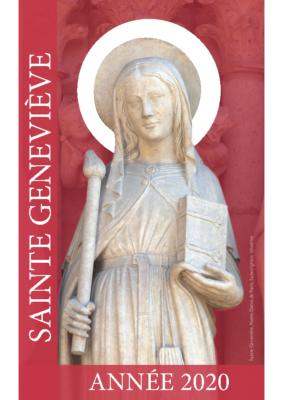 Priere sainte Geneviève